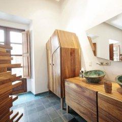 Del Carmen Concept Hotel Гвадалахара ванная фото 2
