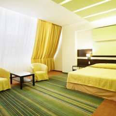 Парк Сити Отель 4* Стандартный номер с разными типами кроватей фото 15