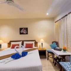Batic House By Sharaya Hotel комната для гостей фото 3