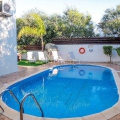 Отель Konnos Beach Villa No 5 бассейн фото 2