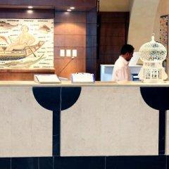 Отель Mediterranee Thalasso-Golf Хаммамет интерьер отеля фото 3
