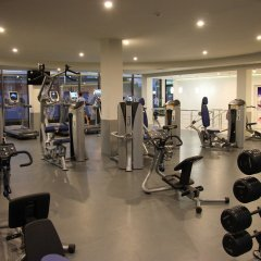 Апарт-отель Форвард фитнесс-зал фото 2