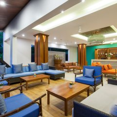 Отель Centara Blue Marine Resort & Spa Phuket Таиланд, Пхукет - отзывы, цены и фото номеров - забронировать отель Centara Blue Marine Resort & Spa Phuket онлайн интерьер отеля