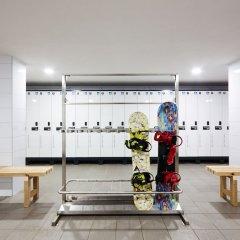 Гостиница Ganz & SPA фитнесс-зал