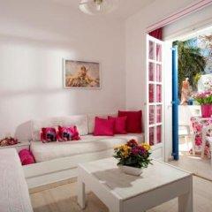 Отель Galini Holidays комната для гостей фото 2