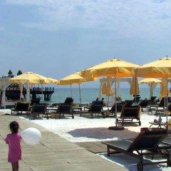Mardan Palace Hotel пляж