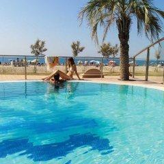 Отель Maritim Испания, Курорт Росес - отзывы, цены и фото номеров - забронировать отель Maritim онлайн бассейн фото 2