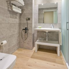 Отель Regente Aragón ванная
