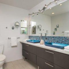Отель Casa Azul США, Палм-Спрингс - отзывы, цены и фото номеров - забронировать отель Casa Azul онлайн ванная фото 2