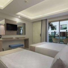 Отель Dosinia Luxury Resort - All Inclusive комната для гостей