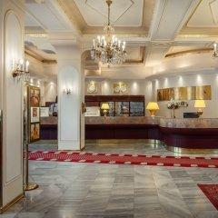 TOP Hotel Ambassador-Zlata Husa интерьер отеля фото 4