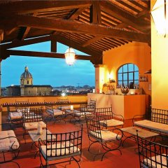 Отель Palazzo Magnani Feroni, All Suite - Residenza D'Epoca питание