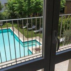 Hotel Mizar Кьянчиано Терме балкон