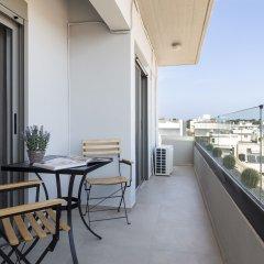 Апартаменты Mirage City Apartments Родос балкон