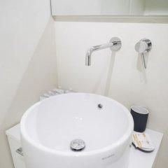 Отель Italianway - Turati Италия, Милан - отзывы, цены и фото номеров - забронировать отель Italianway - Turati онлайн ванная фото 2