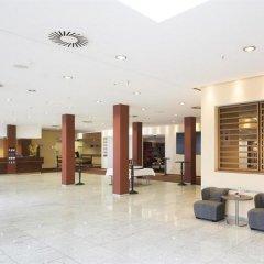 Отель NH München Ost Conference Center Германия, Ашхайм - отзывы, цены и фото номеров - забронировать отель NH München Ost Conference Center онлайн интерьер отеля
