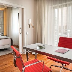 Отель NH Sanvy Испания, Мадрид - отзывы, цены и фото номеров - забронировать отель NH Sanvy онлайн удобства в номере фото 2