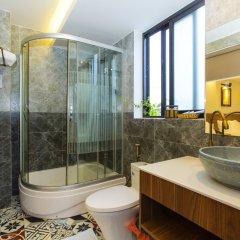 Отель Riverside Impression Homestay Villa ванная