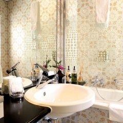 Отель Unique Hotel Eden Superior Швейцария, Санкт-Мориц - отзывы, цены и фото номеров - забронировать отель Unique Hotel Eden Superior онлайн ванная