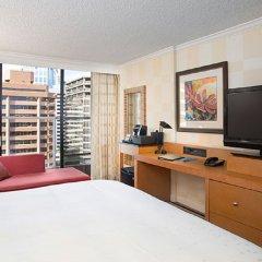Отель Pinnacle Hotel Harbourfront Канада, Ванкувер - отзывы, цены и фото номеров - забронировать отель Pinnacle Hotel Harbourfront онлайн удобства в номере