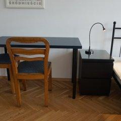 Отель Foksal Apartment Польша, Варшава - отзывы, цены и фото номеров - забронировать отель Foksal Apartment онлайн комната для гостей фото 4