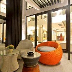 Отель The Rock Hua Hin Boutique Beach Resort интерьер отеля фото 2