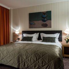 Домина Отель Новосибирск комната для гостей фото 4