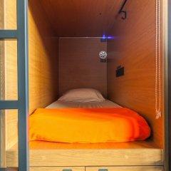 Capsule Hotel GettSleep Sheremetyevo комната для гостей фото 3