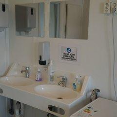 Отель Tjeldsundbrua Camping ванная