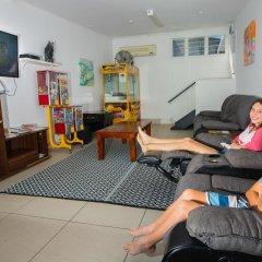 Отель Clarence Head Caravan Park Австралия, Илука - отзывы, цены и фото номеров - забронировать отель Clarence Head Caravan Park онлайн интерьер отеля