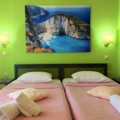 Отель Lambros Греция, Закинф - отзывы, цены и фото номеров - забронировать отель Lambros онлайн комната для гостей фото 5
