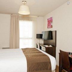 Отель Séjours et Affaires Paris Malakoff Франция, Малакофф - 4 отзыва об отеле, цены и фото номеров - забронировать отель Séjours et Affaires Paris Malakoff онлайн комната для гостей фото 4