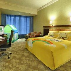 Отель Holiday Inn Chengdu Century City - West Tower детские мероприятия