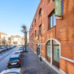 Отель Génération Europe Youth Hostel Бельгия, Брюссель - 2 отзыва об отеле, цены и фото номеров - забронировать отель Génération Europe Youth Hostel онлайн парковка