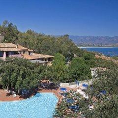 Отель Arbatax Park Resort Borgo Cala Moresca пляж фото 2