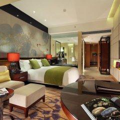 Отель Crowne Plaza Chengdu West комната для гостей фото 2