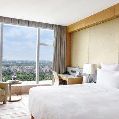 Отель Langham Place, Guangzhou фото 21