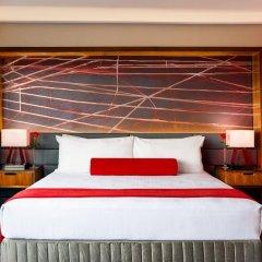 Отель Crowne Plaza JFK Airport США, Нью-Йорк - отзывы, цены и фото номеров - забронировать отель Crowne Plaza JFK Airport онлайн комната для гостей