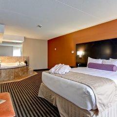 Отель Best Western Plus Toronto North York Hotel & Suites Канада, Торонто - отзывы, цены и фото номеров - забронировать отель Best Western Plus Toronto North York Hotel & Suites онлайн комната для гостей фото 4