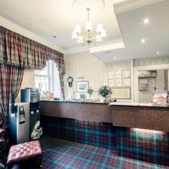Argyll Hotel Глазго интерьер отеля фото 2