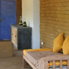 Отель Back of Beyond - Safari Lodge Yala удобства в номере