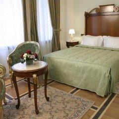 Гостиница Савой 5* Стандартный номер с двуспальной кроватью