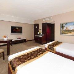 Hotel Beverly Plaza комната для гостей фото 5