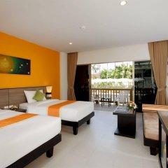 Отель Kata Sea Breeze Resort комната для гостей фото 4