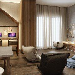 Отель Zabeel House by Jumeirah, The Greens комната для гостей фото 2