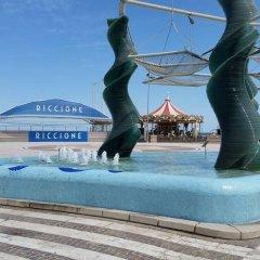 Отель Canasta Италия, Риччоне - отзывы, цены и фото номеров - забронировать отель Canasta онлайн бассейн фото 2