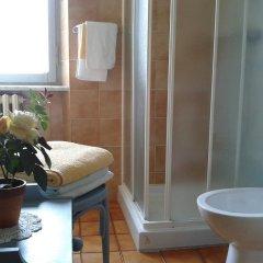 Hotel Hirondelle Аоста ванная