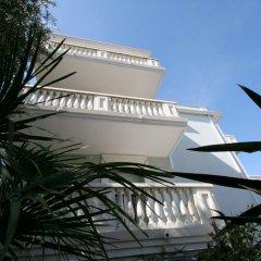 Отель Residence Mimosa Римини вид на фасад фото 2