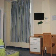 Отель Central Испания, Сантандер - отзывы, цены и фото номеров - забронировать отель Central онлайн удобства в номере фото 2