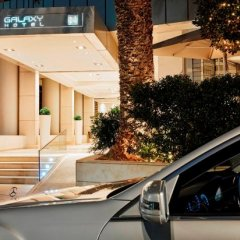 Galaxy Hotel Iraklio парковка